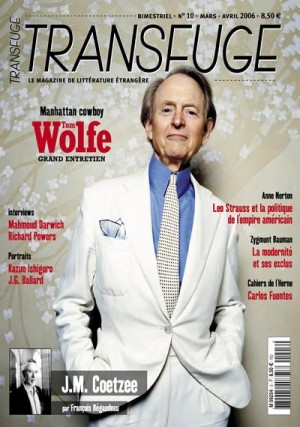 Couverture Tom Wolfe