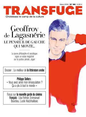 Couverture Geoffroy de Lagasnerie