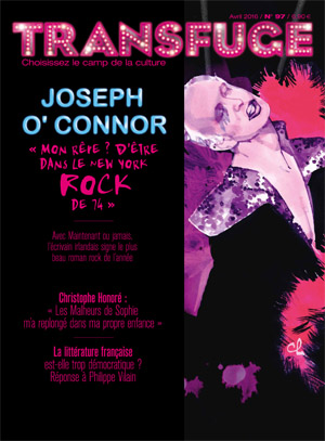 Couverture Joseph O'Connor