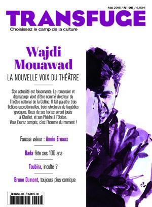 Couverture Wajdi Mouawad