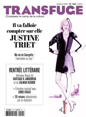 Couverture Justine Triet