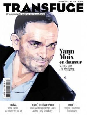 Couverture Yann Moix