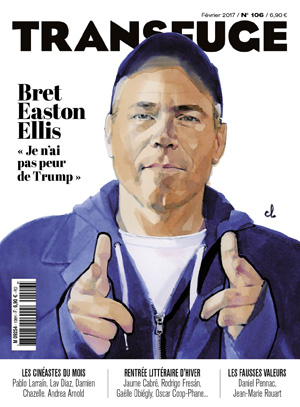 Couverture Bret Easton Ellis