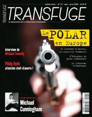 Couverture Le polar en Europe