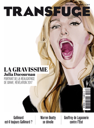 Couverture Julia Ducourneau
