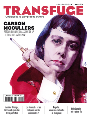 Couverture Carson Mc Cullers