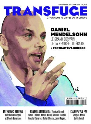 Couverture Daniel Mendelsohn