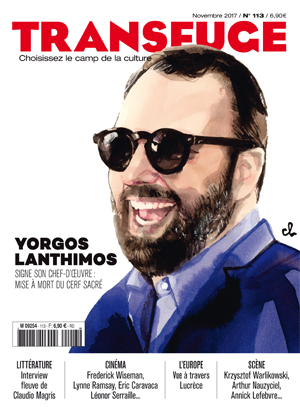 Couverture Yorgos Lanthimos