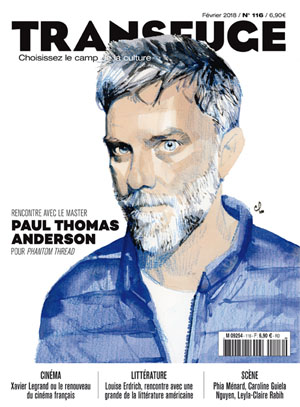 Couverture Paul Thomas Anderson