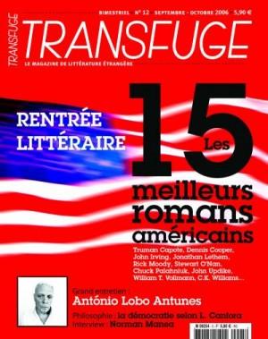 Couverture Les 15 meilleurs romans américains