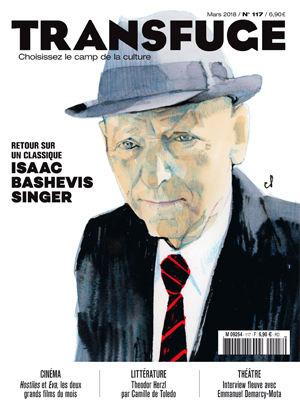 Couverture Isaac Bashevis Singer