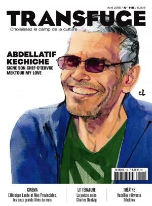 Couverture Abdellatif Kechiche