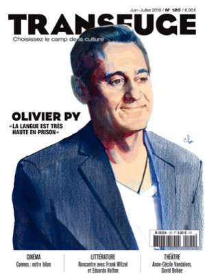 Couverture Olivier Py