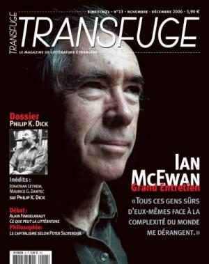 Couverture Ian McEwan