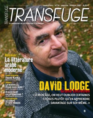 Couverture David Lodge