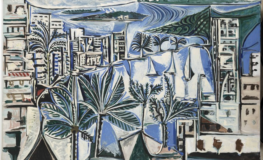 Expo Picasso et le paysage méditerranéen