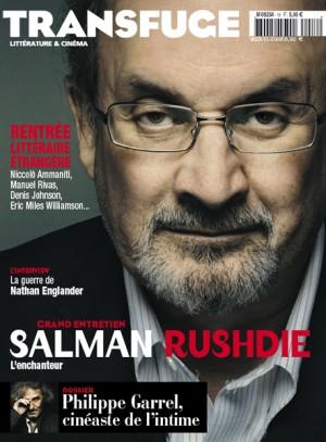 Couverture Salman Rushdie