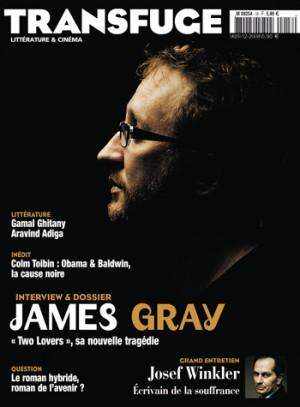 Couverture James Gray