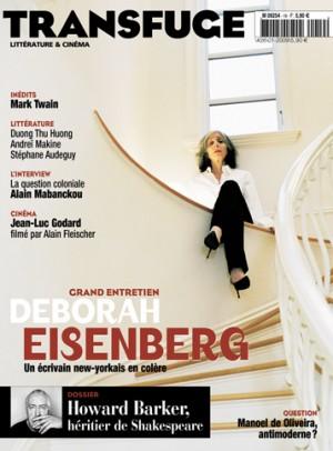 Couverture Deborah Eisenberg