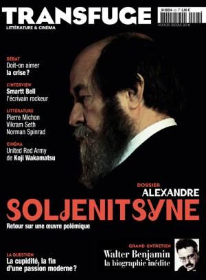 Couverture Alexandre Soljenitsyne