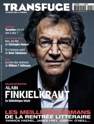 Couverture Alain Finkielkraut