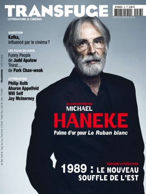 Couverture Michael Haneke