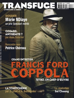 Couverture Francis Ford Coppola