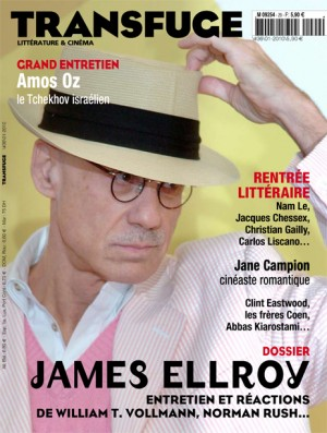 Couverture James Ellroy