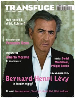 Couverture Bernard-Henri Lévy