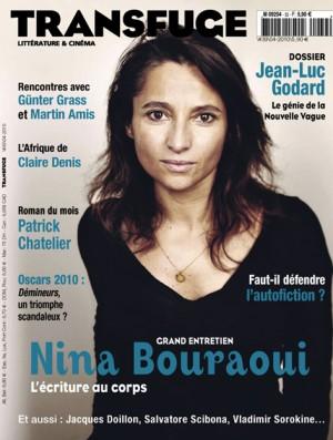 Couverture Nina Bouraoui
