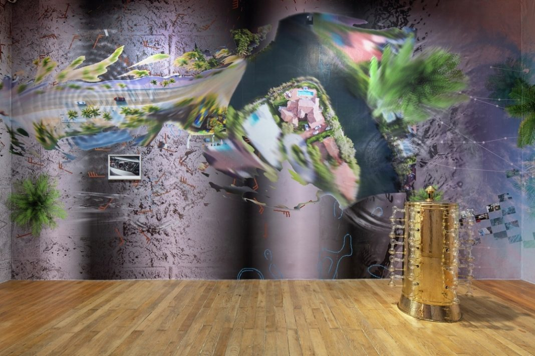 Expo galerie Chantal Crousel