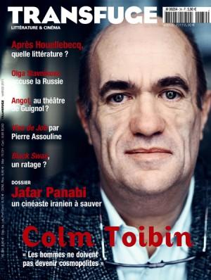 Couverture Colm Toibin