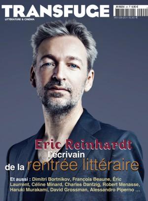 Couverture Eric Reinhardt