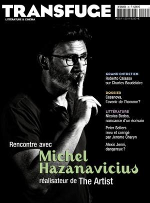 Couverture Michel Hazanavicius
