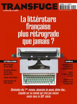 Couverture La littérature française plus rétrograde que jamais ?