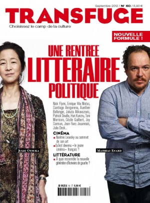 Couverture Une rentrée littéraire politique