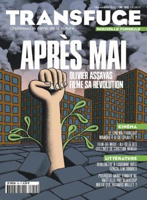 Couverture Olivier Assayas
