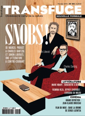 Couverture Snobs