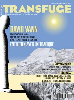 Couverture David Vann