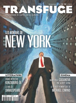 Couverture Les romans de New York