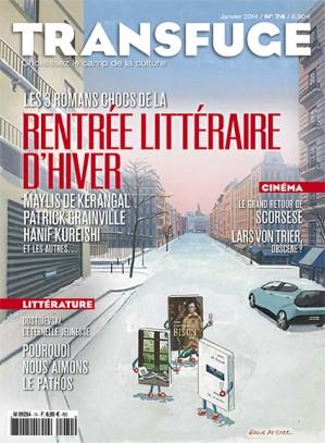Couverture Rentrée littéraire d'hiver