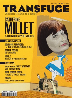 Couverture Catherine Millet