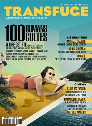 Couverture 100 romans cultes pour l'été