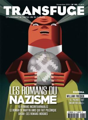 Couverture Les romans du nazisme