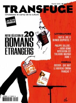 Couverture Notre sélection de 20 romans étrangers