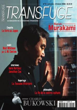 Couverture Haruki Murakami