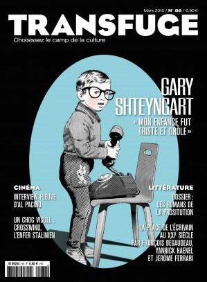 Couverture Gary Shteyngart