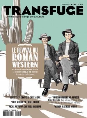 Couverture Le revival du roman western