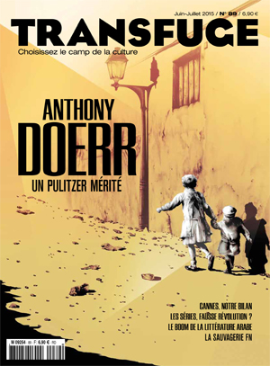 Couverture Anthony Doerr