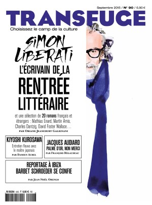 Couverture Simon Liberati